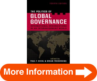 global governance in world politics Buy a cheap copy of the politics of global governance: book the politics of global governance helps students of international organizations understand the major.